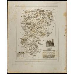 1833 - Département de l'Aisne