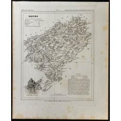 1833 - Département du Doubs