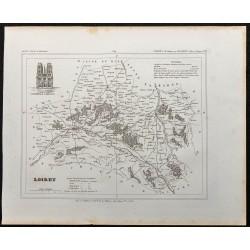 1833 - Département du Loiret