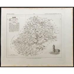 1833 - Département du Lot