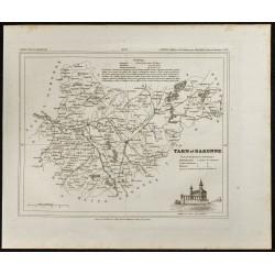 1833 - Département de...