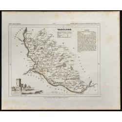 1833 - Département du Vaucluse
