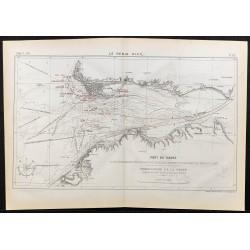 1884 - Embouchure de la Seine