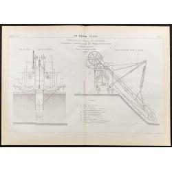 1884 - Excavateur des...