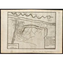1695 - Plan ancien du...