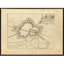 1705 - Plan ancien de...