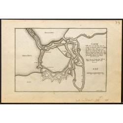 1695 - Plan ancien de...