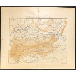 1888 - Campagne d'Autriche