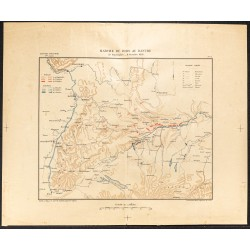 1889 - Campagne d'Autriche...