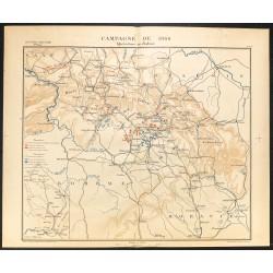 1886 - Opérations en Bohème...