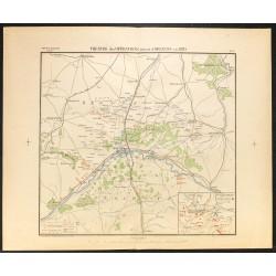 1887 - Orléans en 1870