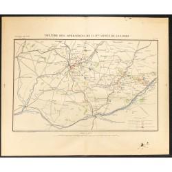1884 - Opérations de la...