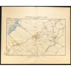 1887 - Opérations de...