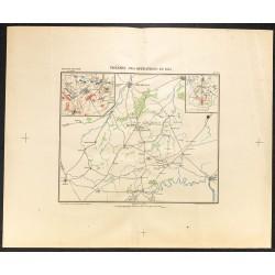 1887 - Belgique en 1815