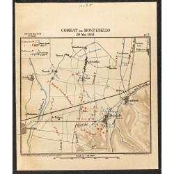 1886 - Bataille de Montebello