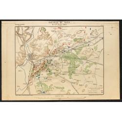 1887 - Bataille du Mans