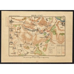 1886 - Bataille de Kolin...