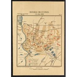 1886 - Bataille de Custoza...