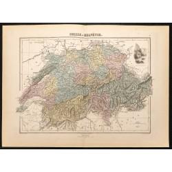 1884 - Suisse ou Helvétie
