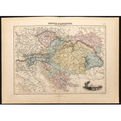 1884 - Empire d'Autriche