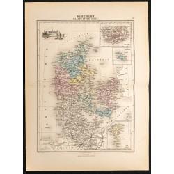 1884 - Danemark, Islande et...