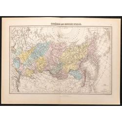 1884 - Sibérie ou Russie...