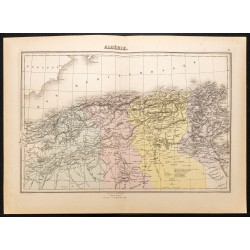 1884 - Algérie française