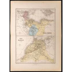1884 - Tunis et Tripoli -...