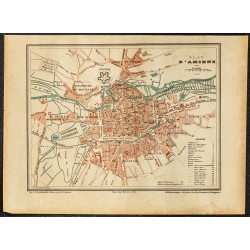 1896 - Plan d'Amiens