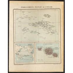 1896 - Établissements...