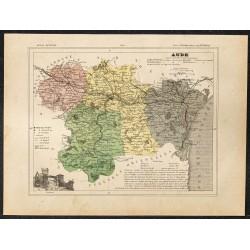 1896 - Département de l'Aude