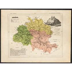 1896 - Département de l'Ariège