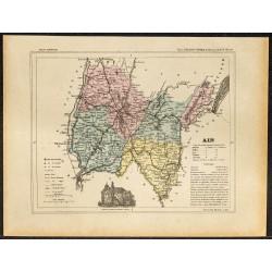 1896 - Département de l'Ain