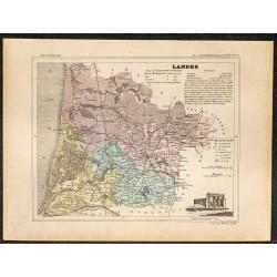1896 - Département des Landes