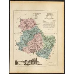 1896 - Département de l'Yonne