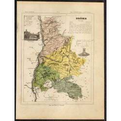 1896 - Département de la Drôme