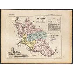 1896 - Département du Vaucluse