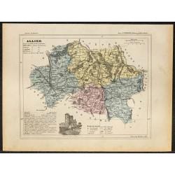 1896 - Département de l'Allier