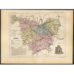 1896 - Département de l'Eure