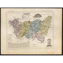 1896 - Département des Vosges