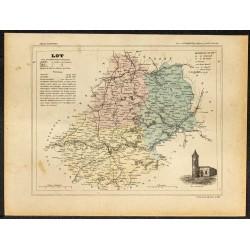 1896 - Département du Lot
