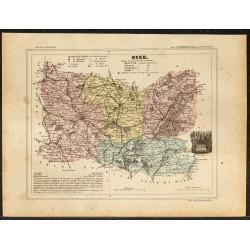 1896 - Département de l'Oise