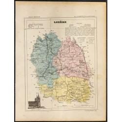 1896 - Département de Lozère