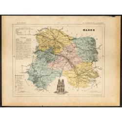 1896 - Département de la Marne