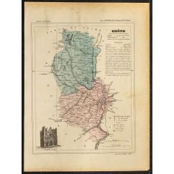 1896 - Département du Rhône