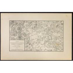 1881 - Carte de d'Engen et...