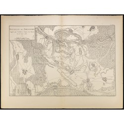 1881 - Bataille de Zorndorf...