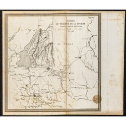 1850ca - Lombardie et Vénétie