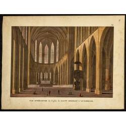 1827 - Eglise...