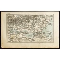 1884 - Les chotts de...